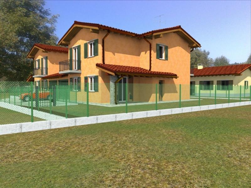 Vendita Villetta Bifamiliare Casa/Villa Cocquio-Trevisago via appennini 5834