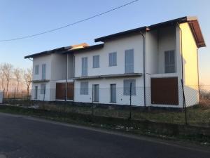 Nuova villetta trifamiliare  in vendita - 130 mq