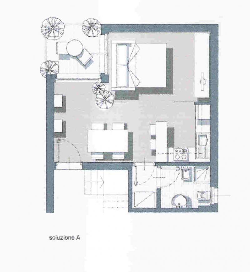 Vendita Monolocale Appartamento Legnano Via Asti n.2 118897