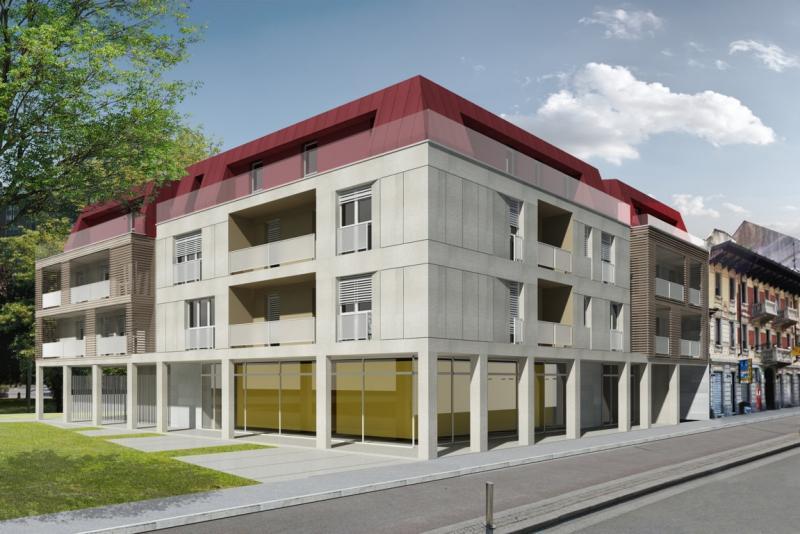 Vendita Attico Appartamento Legnano Corso Italia n.61/63 186839