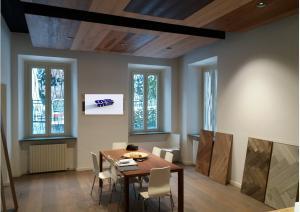 Ufficio open space in affitto - 65 mq
