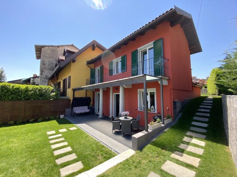 Vendita Villa unifamiliare Casa/Villa Arizzano arizzano 251142