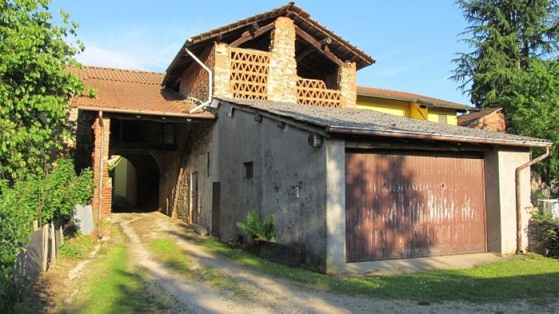 Vendita Porzione di casa Casa/Villa Agrate Conturbia via cattaneo 10 63201