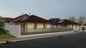 Nuova casa indipendente  in vendita - 160 mq